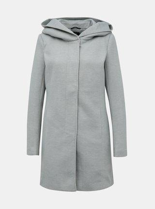 Mentolový kabát ONLY Sedona