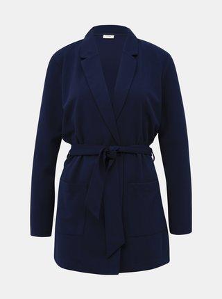 Tmavě modré kostýmové sako Jacqueline de Yong One