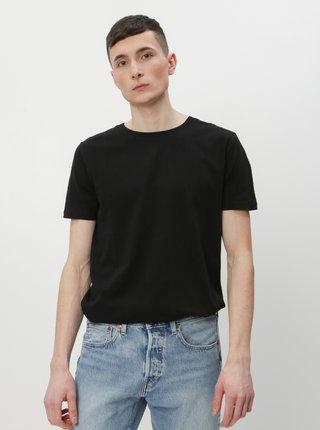 Čierne pánske basic tričko ZOOT David