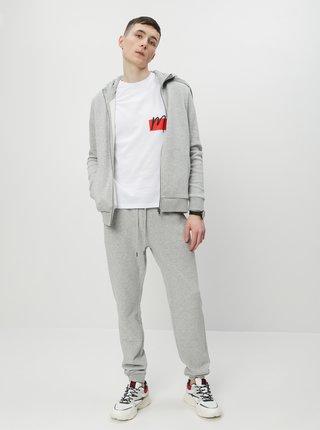 Bílé pánské tričko ZOOT Original MILU JUTĚ