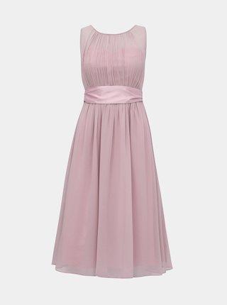 Marimi curvy pentru femei Dorothy Perkins - roz prafuit