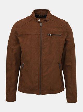 Jachete subtire pentru barbati Jack & Jones - maro