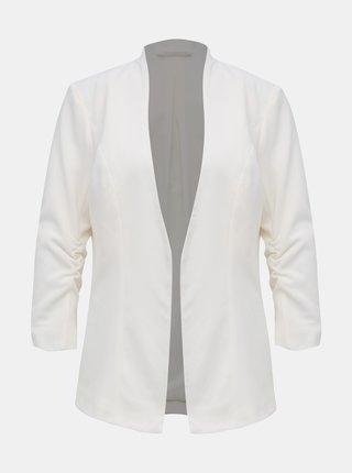Sacouri si blazere pentru femei VILA - alb
