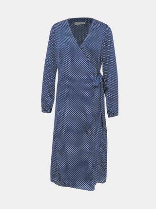 Rochii casual pentru femei VILA - albastru inchis