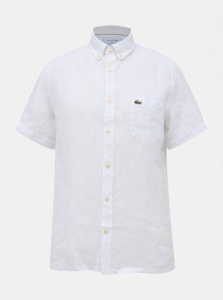 Tricouri cu maneca scurta pentru barbati Lacoste - alb