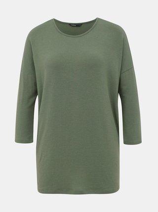 Zelený lehký basic svetr ONLY Glamour
