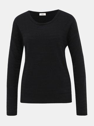 Černý svetr Jacqueline de Yong Gadot