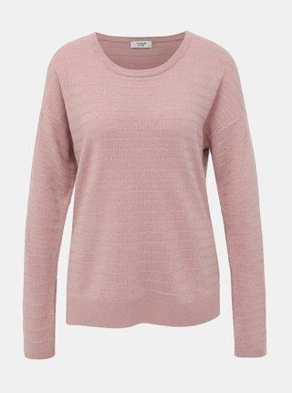 Růžový svetr Jacqueline de Yong Gadot