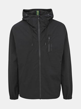 Čierna vodeodpudivá bunda ONLY & SONS Brian