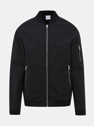 Jachete subtire pentru barbati Jack & Jones - negru