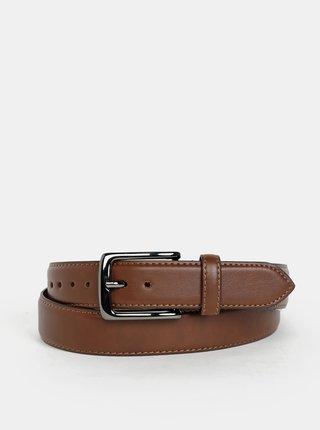 Hnědý pásek Burton Menswear London