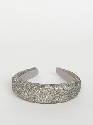 Čelenka ve stříbrné barvě ONLY Abriella