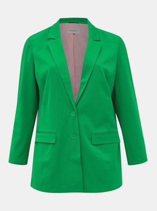 Zelené dámske sako Tom Tailor My True Me