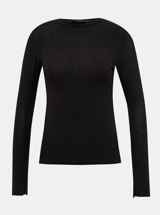 Černé basic tričko TALLY WEiJL Dove