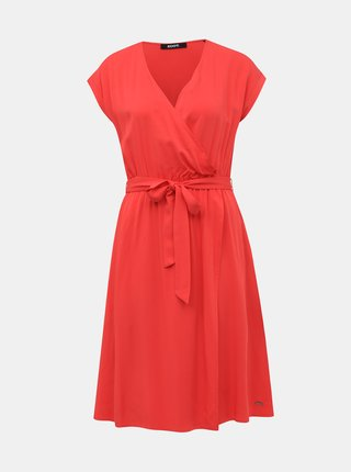 Červené šaty ZOOT Vera