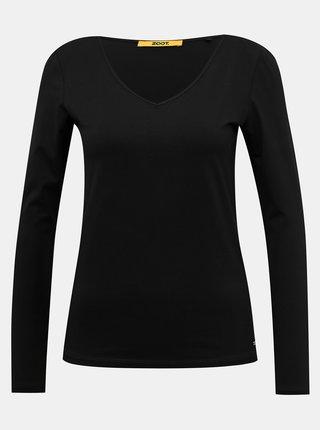 Čierne dámske basic tričko ZOOT Baseline Tamara