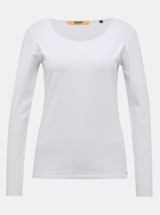 Biele dámske basic tričko ZOOT Baseline Molly
