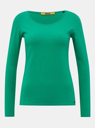 Zelené dámské basic tričko ZOOT Baseline Molly