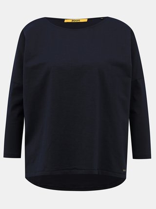 Tmavomodré dámske basic tričko ZOOT Baseline Rosie