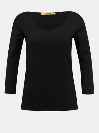 Čierne dámske basic tričko ZOOT Baseline Theresa