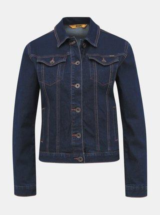 Tmavě modrá dámská džínová bunda ZOOT Baseline Chantelle