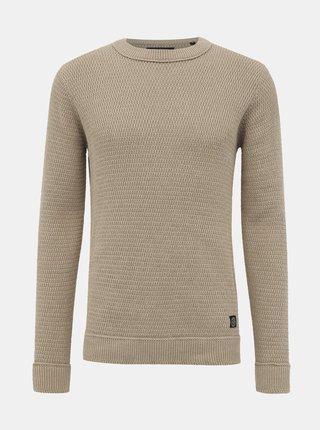 Béžový svetr Shine Original