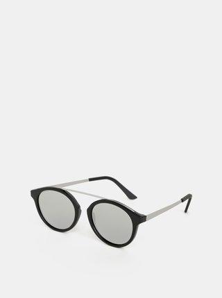 Čierne slnečné okuliare VILA Lilli