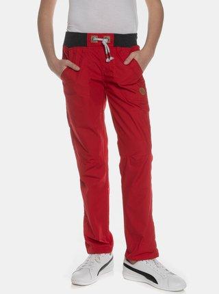 Červené dievčenské nohavice SAM 73