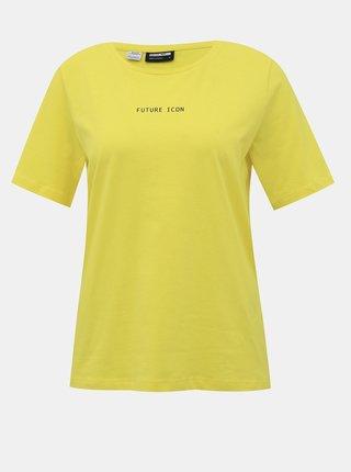Tricouri pentru femei Noisy May - galben