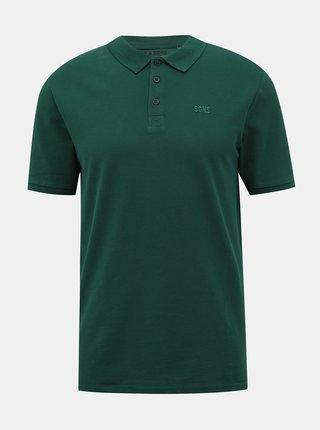 Zelené basic polo tričko ONLY & SONS Scott