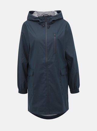 Tmavě modrý kabát ONLY Emma