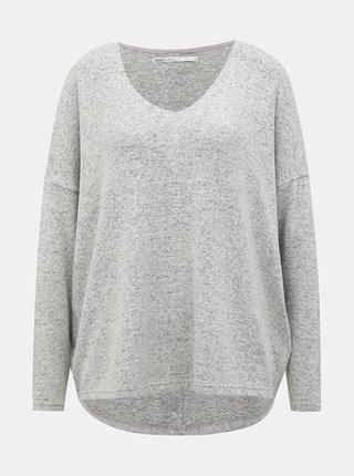 Šedý svetr ONLY Maye