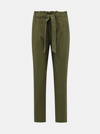 Zelené kalhoty VILA