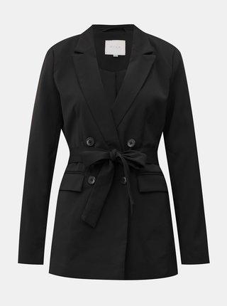 Čierne sako VILA