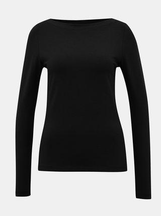 Čierne basic tričko Vero Moda Panda