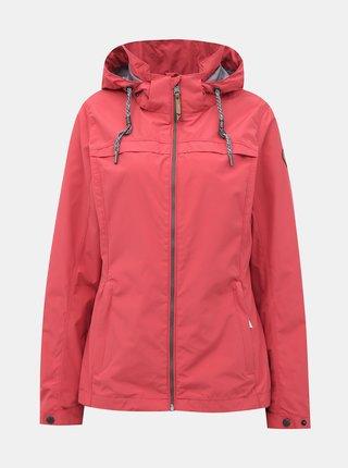Ružová dámska vodeodolná bunda killtec Catalea