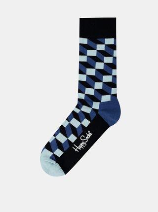 Sosete multicolore pentru barbati Happy Socks Filled Optic
