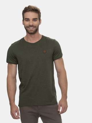 Zelené pánské tričko Ragwear Nedie