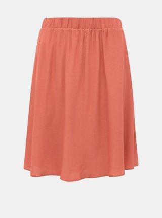 Korálová sukně VILA Primera