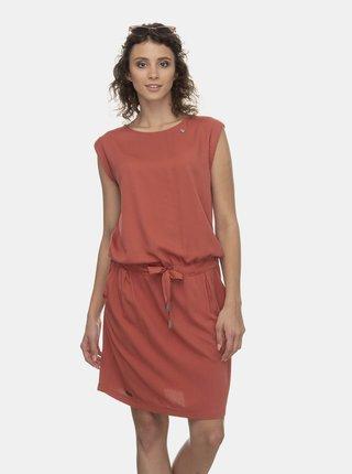 Tehlové šaty Ragwear Mascarpone