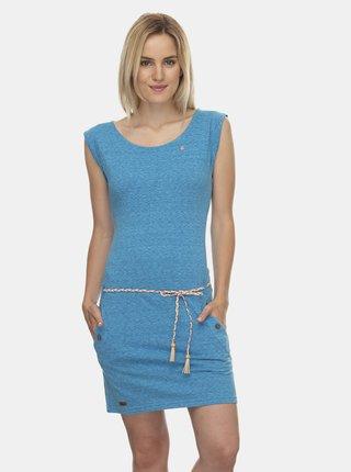 Modré šaty Ragwear Tag