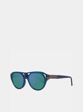 Modré sluneční brýle Diesel