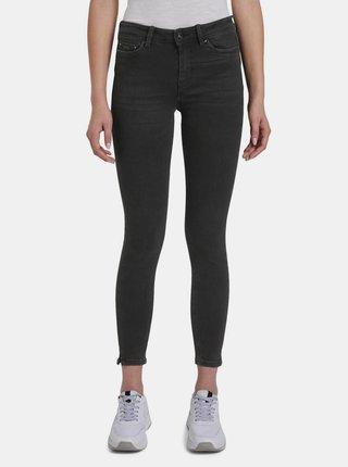 Černé dámské push up skinny fit džíny Tom Tailor Denim Nela
