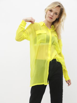 Camasi pentru femei Noisy May - galben