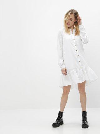 Biele šaty Noisy May Charlee
