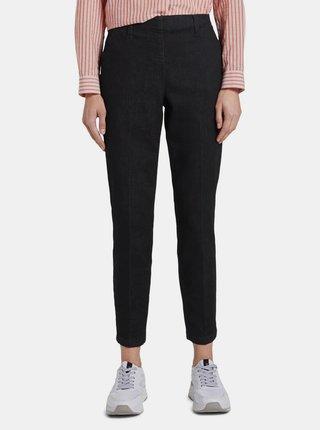 Tmavě modré dámské džínové kalhoty Tom Tailor