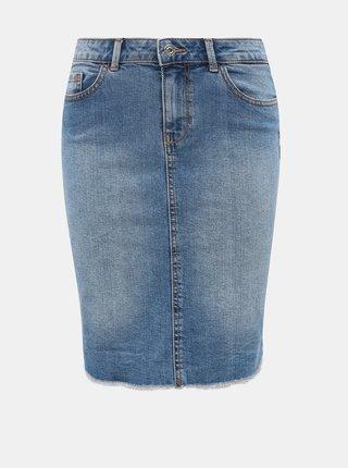 Modrá džínová sukně ONLY Eliza