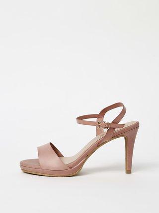 Růžové sandálky OJJU