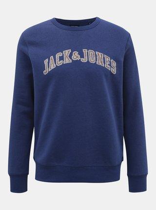 Modrá mikina Jack & Jones Premium Alex