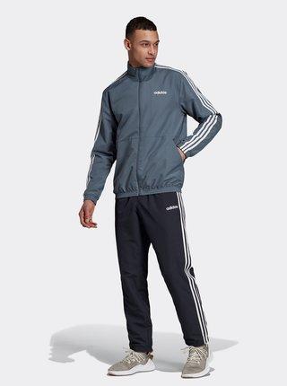 Modrá pánska šušťáková súprava adidas Originals
